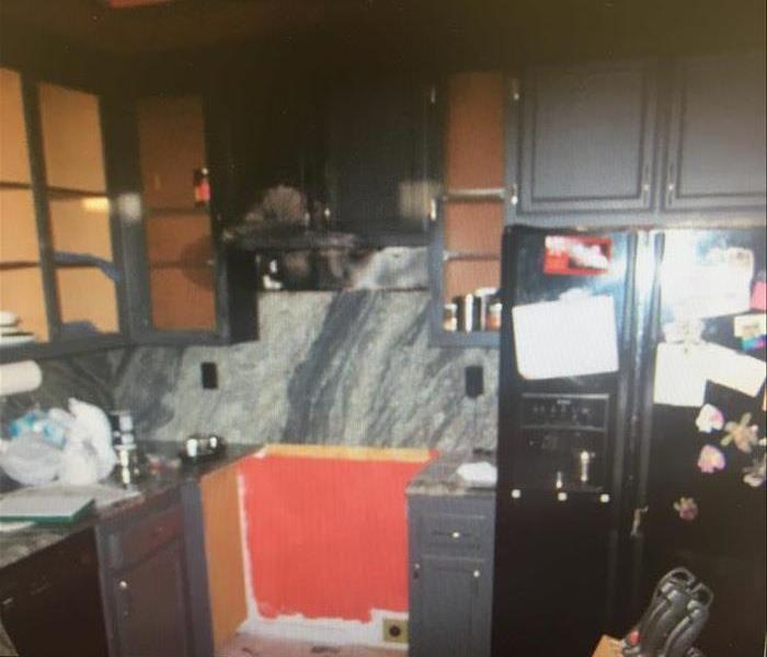 Fire Damage Pleasanton/Dublin Residents: Fire damage and what to do